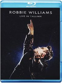 Cover Robbie Williams - Live In Tallinn [DVD]
